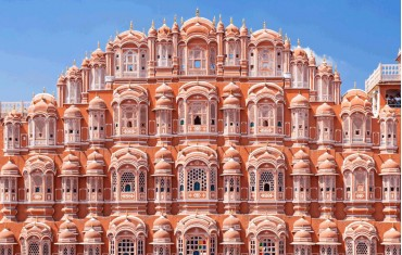 'Pink City' is a photographer's paradise