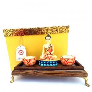 High Grade Poly-resin Buddha Statue in Meditation ...