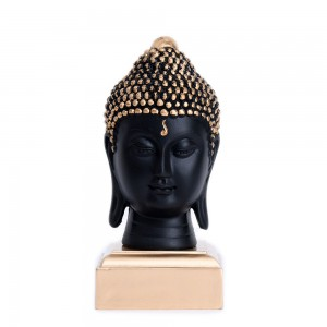 Premium Buddha Head Statue, Buddha Idols for Home ...