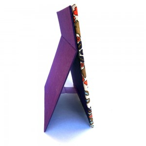 Abstract Design Printed Handmade Paper Photo Frame...