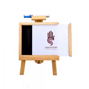 2 in 1 Writing Activity Board with Stand | Sliding...
