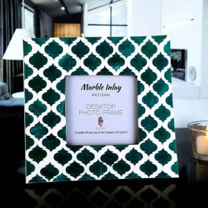 Picture Photo Frame Moroccan Arts Inspired Handmad...