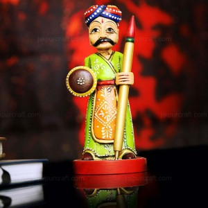 Handcrafted Pen and Miniature Hand Painted Wooden ...